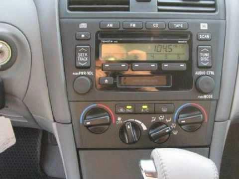 Toyota Pronard 3.0 i V6 WT-I