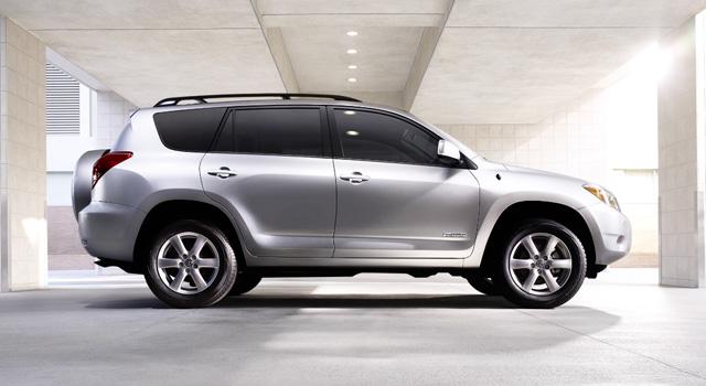 Toyota RAV4 Limited V6