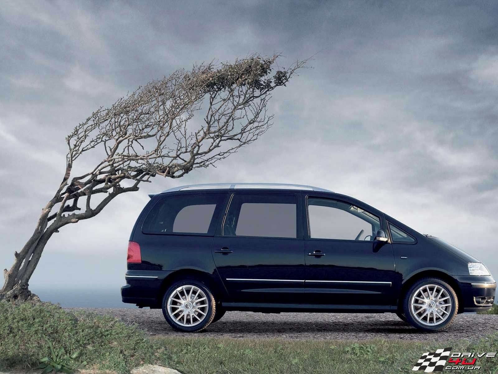 Volkswagen Sharan 1.9 TDI 4Motion