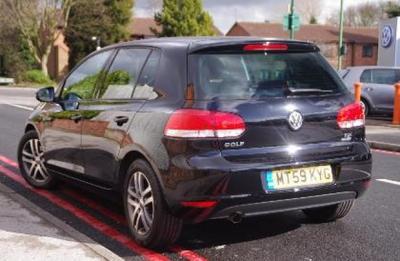 Volkswagen Golf 1.6 TDI MT