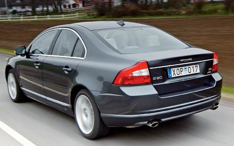 Volvo S80 2.4 D AT